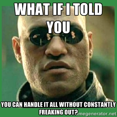 morpheus what if I told you