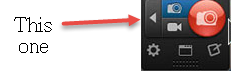 widget with text